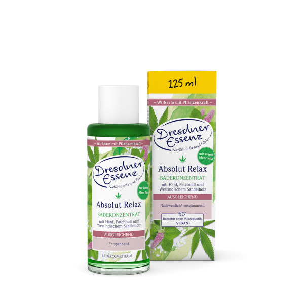 Bath concentrate Absolute Relax