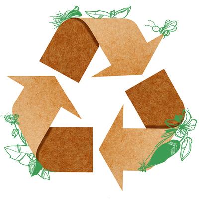 Recycling-Zeichen