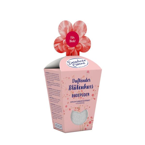 Badepuder Blütenkuss