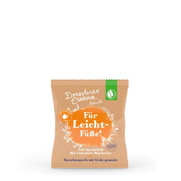 Fuß-Sprudelbad Bio-Calendula Mandarine