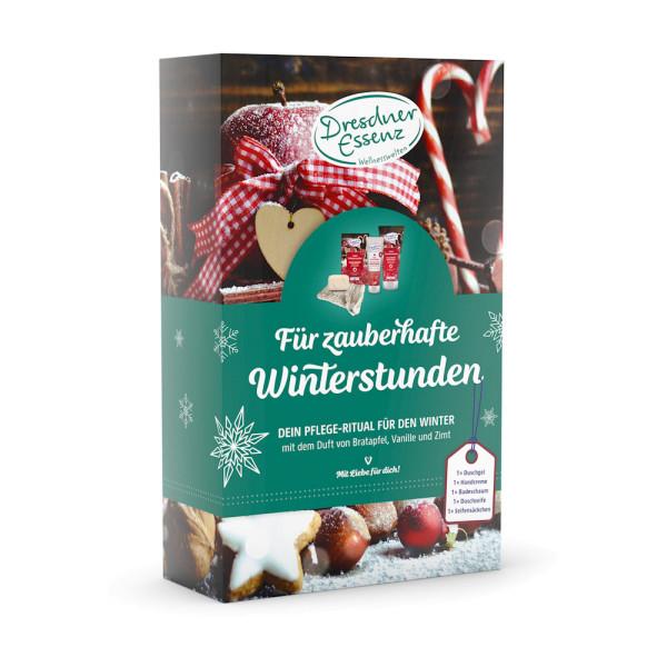 Geschenkset Für zauberhafte Winterstunden