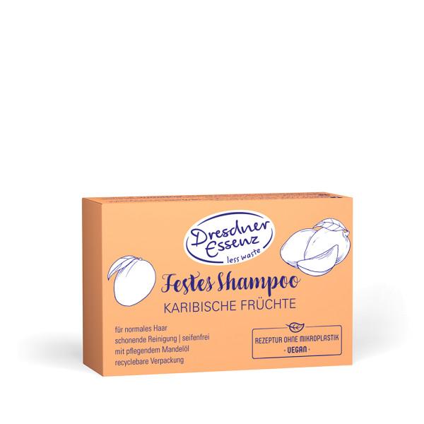 Festes Shampoo Karibische Früchte