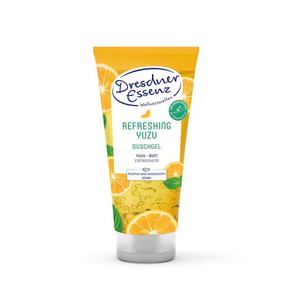 Shower gel Refreshing Yuzu